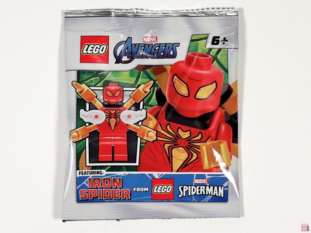Iron Spider Polybag   ©Brickzeit