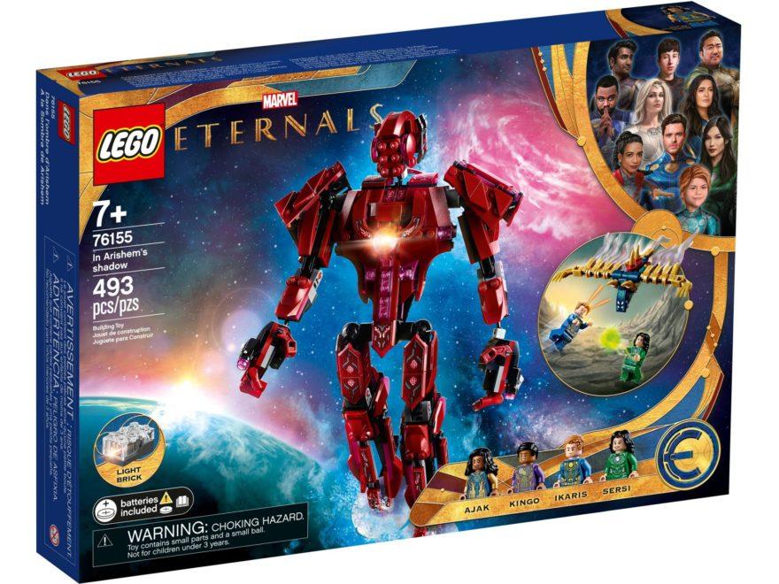 LEGO Marvel The Eternals Neuheiten im Oktober 2021