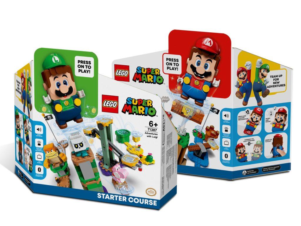 LEGO Super Mario 5007060 Teamwork-Paket | ©LEGO Gruppe