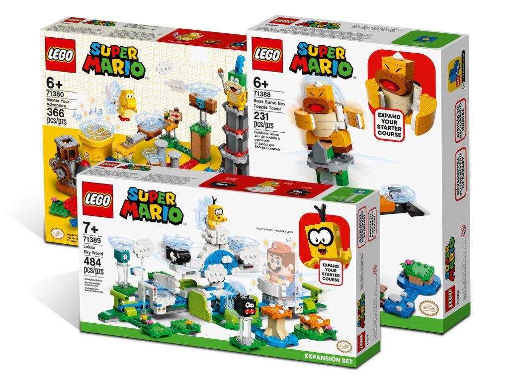 LEGO Super Mario 5007061 Das kreative Paket | ©LEGO Gruppe