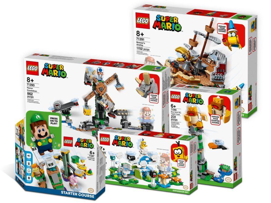 LEGO Super Mario 5007062 Das ultimative Paket | ©LEGO Gruppe