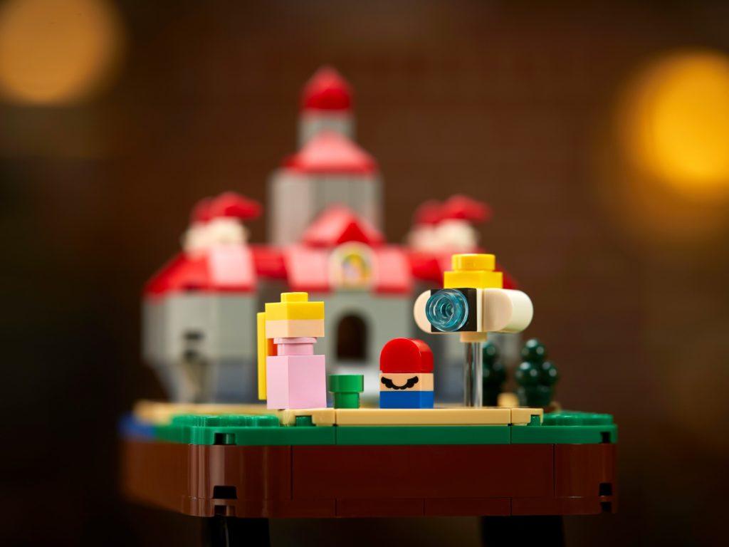 LEGO 71395 Fragezeichen-Block aus Super Mario 64 | ©LEGO Gruppe