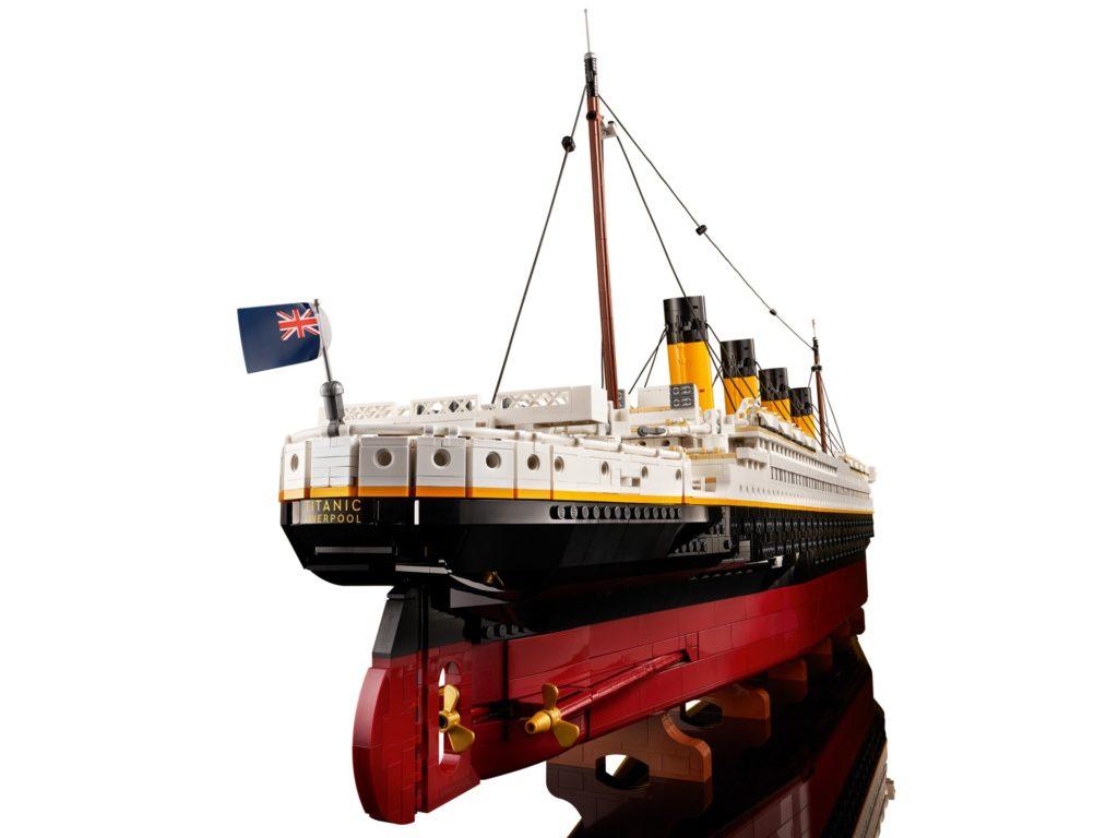 LEGO 10294 Titanic | ©LEGO Gruppe