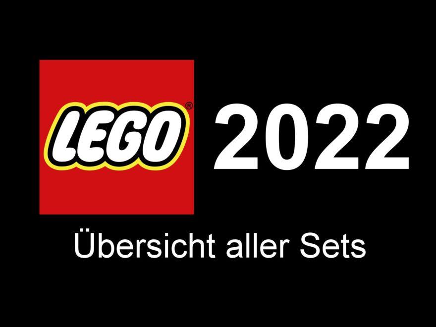 LEGO 2022 - Übersicht aller Sets | Brickzeit
