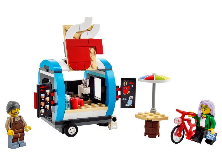 LEGO 40488 Coffee Cart   ©LEGO Gruppe