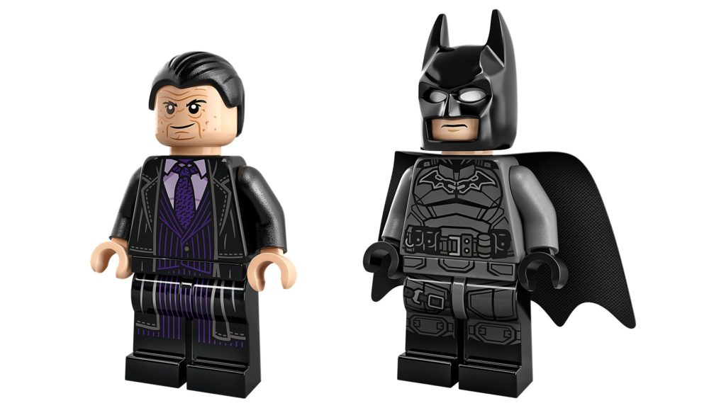 LEGO DC 76181 Batmobile™: Verfolgung des Pinguins™ | ©LEGO Gruppe