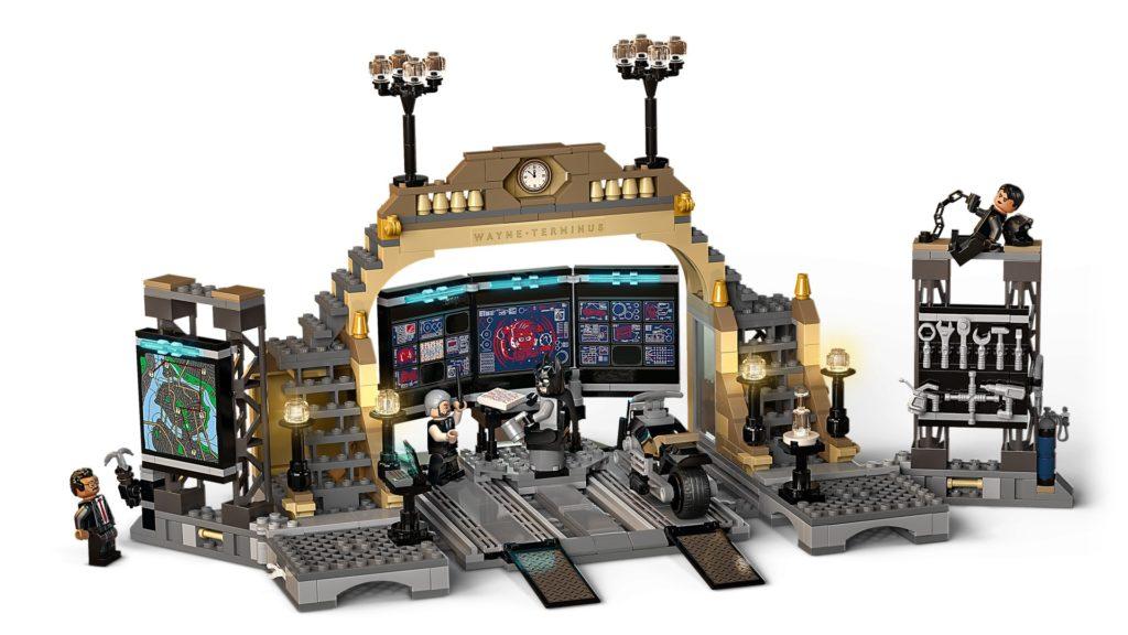 LEGO DC 76183 Bathöhle™: Duell mit Riddler™ | ©LEGO Gruppe