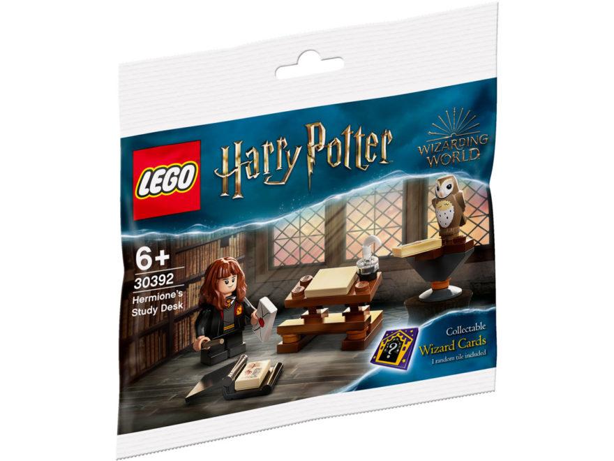 LEGO Harry Potter 30392 Hermines Schreibtisch | ©LEGO Gruppe
