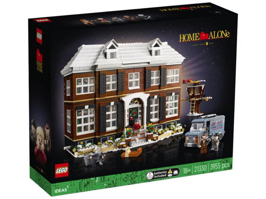 LEGO Ideas 21330 Home Alone   ©LEGO Gruppe