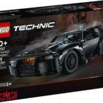 LEGO Technic 42127 THE BATMAN Batmobile | ©LEGO Gruppe