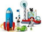 LEGO 10774 Mickys und Minnies Weltraumrakete