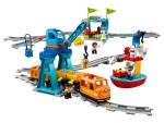 LEGO 10875 Güterzug