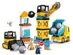 LEGO 10932 Baustelle mit Abrissbirne