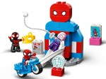 LEGO 10940 Spider-Mans Hauptquartier