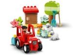 LEGO 10950 Traktor und Tierpflege