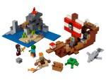 LEGO 21152 Das Piratenschiff-Abenteuer