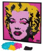 LEGO 31197 Andy Warhol's Marilyn Monroe