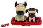 LEGO 40440 Deutscher Schäferhund