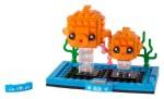 LEGO 40442 Goldfisch