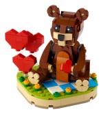 LEGO 40462 Valentinstag-Bär
