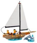 LEGO 40487 Segelbootabenteuer