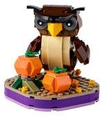 LEGO 40497 Halloween-Eule