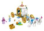 LEGO 43192 Cinderellas königliche Kutsche
