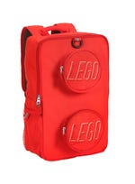 LEGO 5005536 LEGO® Stein-Rucksack – Rot