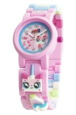 LEGO 5005701 THELEGO®MOVIE2™ Armbanduhr zum Zusammenbauen mit Einhorn-Kitty-Figur