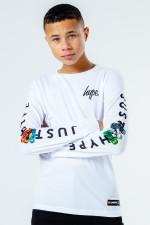 LEGO 5006222 HYPE X LEGO® NINJAGO® Langarm-T-Shirt für Kinder