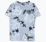 LEGO 5006226 HYPE X LEGO® NINJAGO® T-Shirt für Kinder, grau