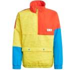 LEGO 5006551 adidas x LEGO® Steine Jacke mit kurzem Reißverschluss und klassischer Passform