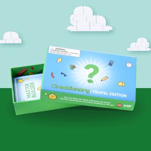 LEGO 5006865 Creationary Travel Edition