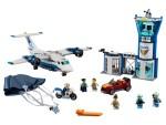 LEGO 60210 Polizei Fliegerstützpunkt