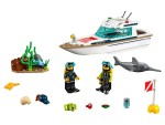 LEGO 60221 Tauchyacht