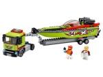 LEGO 60254 Rennboot-Transporter