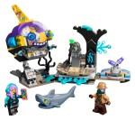 LEGO 70433 J. B.'s U-Boot