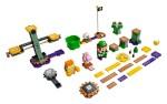 LEGO 71387 Abenteuer mit Luigi – Starterset