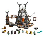 LEGO 71722 Verlies des Totenkopfmagiers