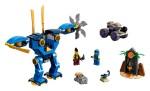 LEGO 71740 Jays Elektro-Mech