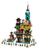 LEGO 71741 Die Gärten von NINJAGO® City