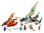 LEGO 71748 Duell der Katamarane