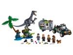 LEGO 75935 Baryonyx' Kräftemessen: die Schatzsuche
