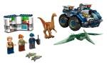 LEGO 75940 Ausbruch von Gallimimus und Pteranodon