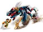 LEGO 76154 LEGO® Marvel: Hinterhalt des Deviants!