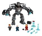 LEGO 76190 Iron Man und das Chaos durch Iron Monger
