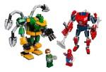 LEGO 76198 Mech-Duell zwischen Spider-Man & Doctor Octopus