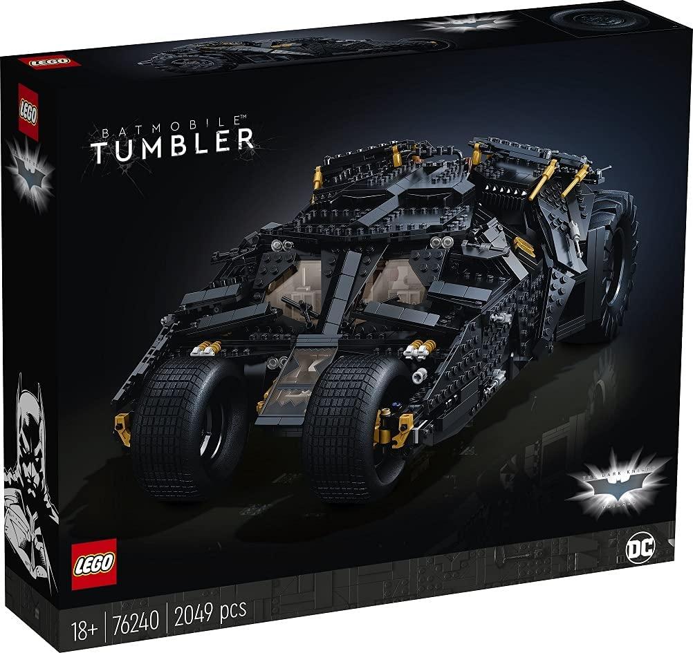 LEGO 76240 LEGO® DC Batman™ – Batmobile™ Tumbler