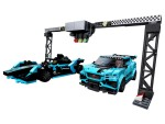 LEGO 76898 Formula E Panasonic Jaguar Racing GEN2 car & Jaguar I-PACE eTROPHY