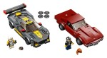 LEGO 76903 Chevrolet Corvette C8.R & 1968 Chevrolet Corvette